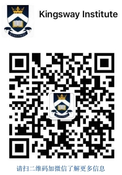 Please use QR code reader to get more information on our NAATI CCL programs.