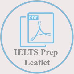 Download IELTS Preparation Course Leaflet
