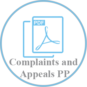 Download Kingsway Institute Complaints and Appeals Policies and Procedures