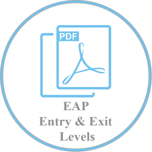 Download Kingsway Institute EAP Entry & Exit Levels