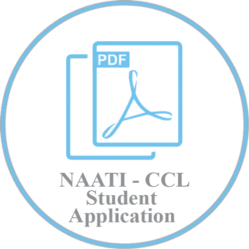 Download Download NAATI CCL Application Form