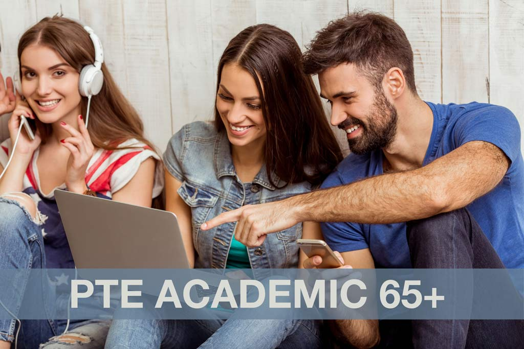 PTE Academic 65+ Preparation Course