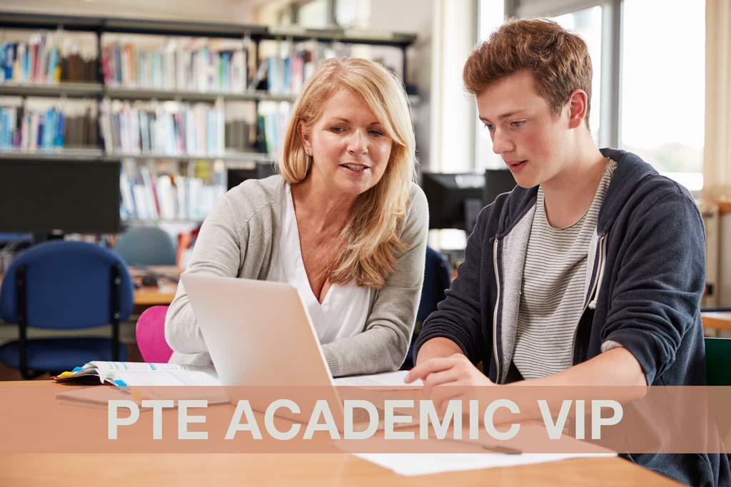PTE Academic VIP