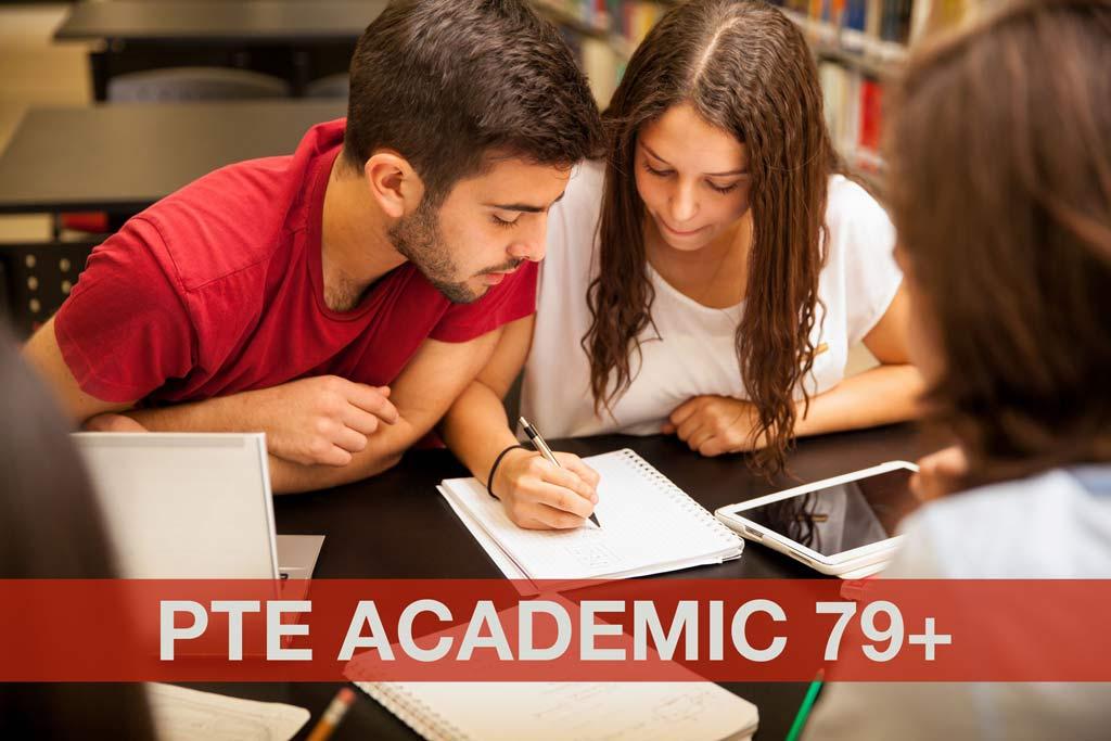 PTE Academic 79+