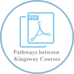 Download Download Pathways between Kingsway Courses