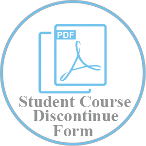 Download Kingsway Institute Student Course Discountinue Form
