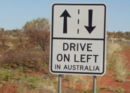 Driving in Australia for International Students